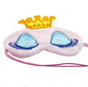 Prinzessinen Schlafmaske - Pink