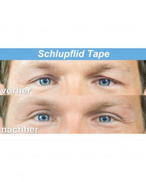 """Schlupflid Tape """"girl size"""" (Größe S) [2x60Paar] Doppelpack - transparent"""