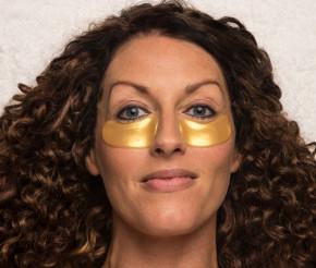 Golden Eye Collagen Augen Maske - Top Tipp gegen Tränensäcke 25er Set