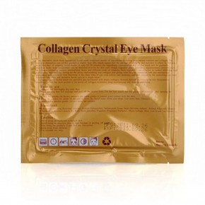 Crystal Eye Mask - Anti-Falten Augenpads gegen Tränensäcke 15er Set